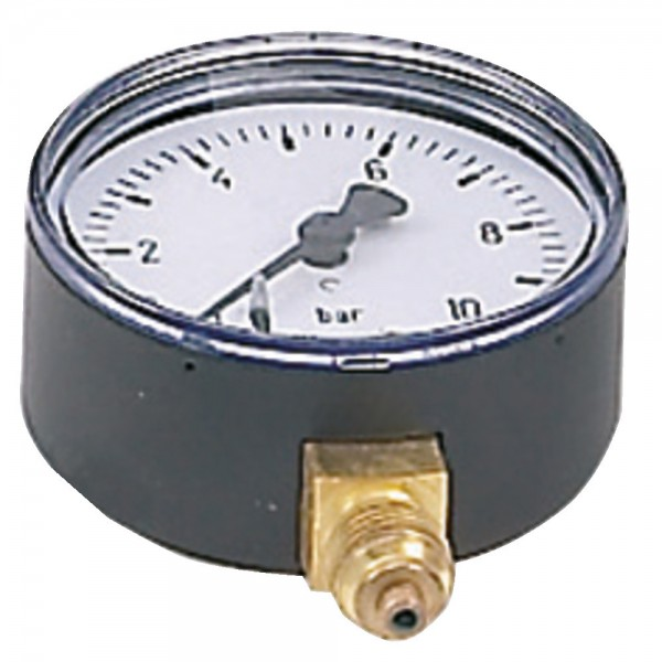 Manometer, 0-10 bar