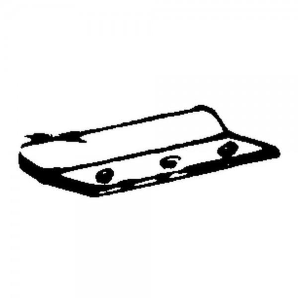 Deckplatte für Innenschuh