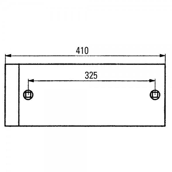 Gleitplatte P58.009.01