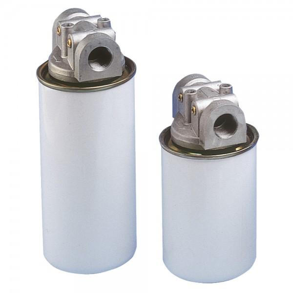 Saugfilter für Leitungseinbau