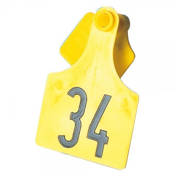PrimaFlex Gr.3 gelb, geprägt