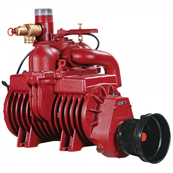 Güllekompressor MEC mit Getriebe und gepresster Schmierung