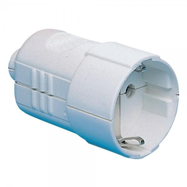 Schukokupplung PVC 2polig