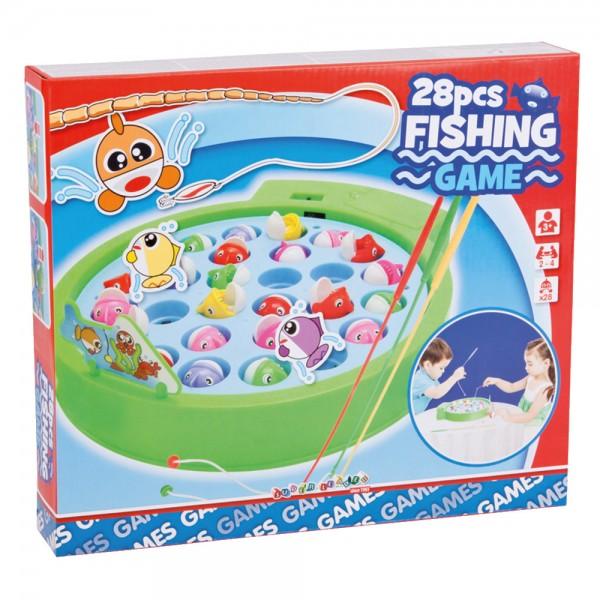Fischfang-Spiel
