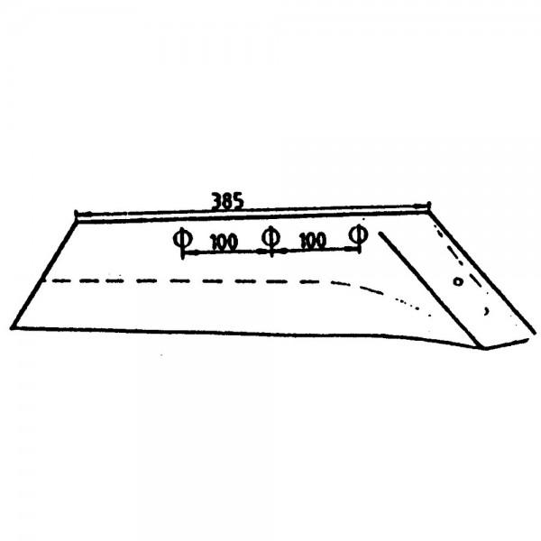 Meißelschar WSM43