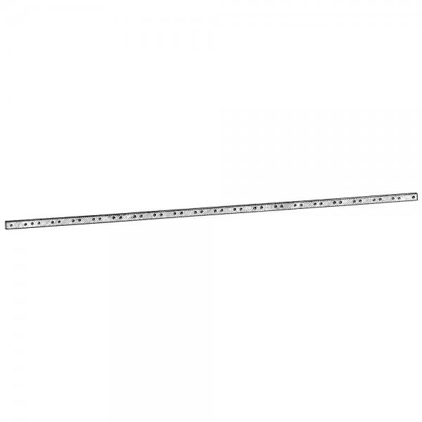 Messerrücken 4,5', 6 mm, 18 Klingen