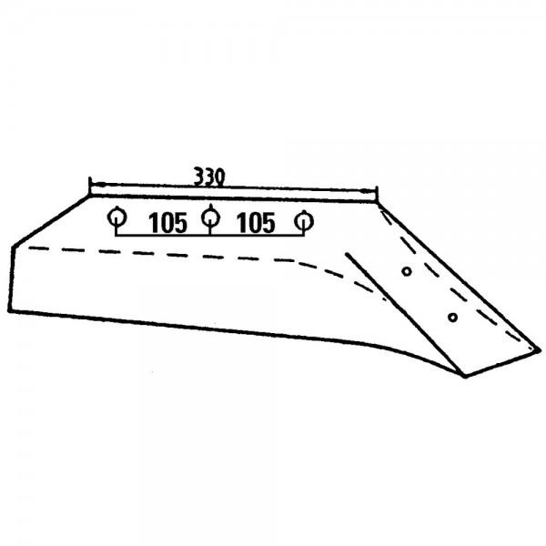 Meißelschare UNM35